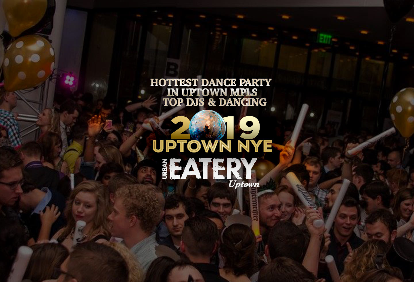 Uptown Minneapolis NYE 2019 Event